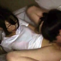 ホテルの清掃員のパートに来た美人妻のスタイル抜群の巨乳ボディに我慢できずにレイプ指導へ変更 篠田あゆみ 熟女動画