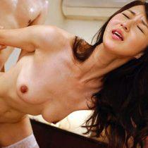 【北川礼子】四十路の美人主婦がAVに出演したセックスが忘れらないと再度応募して中出し撮影。