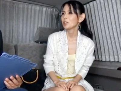 【素人】ナンパした五十路の美人セレブ妻が欲求不満だというのでホテルでハメ撮りセックス