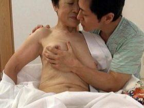 【無修正】妖艶な和服姿の巨乳四十路妻を寝取りセックスでイカセまくり つかもと友希 熟女動画