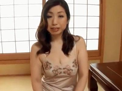 【素人】熟れた体に色気が凄い四十路主婦が夫には見せたことがない淫乱な姿をカメラの前でお披露目