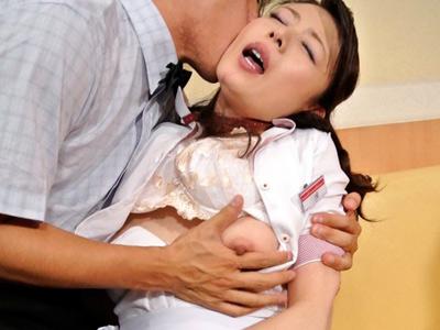 【三浦恵理子】美人人妻の上司が優しすぎて…強引に襲いかかり熟れた体を無理やり犯す