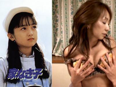【安達有里】人気子役で一世を風靡した安達由美の母親がAVデビューした作品がこちら、「同情するなら金玉くれ!」 熟女動画
