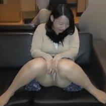 【素人】SNSで出会った四十路熟女と初対面で無修正ハメ撮りセックスの撮影に成功!!