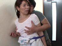 父親が出勤したと同時に母子相姦セックスしちゃう母と子 翔田千里 熟女動画
