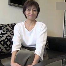 【無修正】結婚25年目で刺激に飢えているパイパン四十路熟女がAV出演 熟女動画