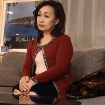 お小遣い欲しさに夫に内緒で熟女風俗店の面接にやって来た還暦六十路主婦とのエロ面接 熟女動画