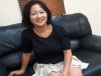 【無修正】旦那と会話がない寂しい結婚13年目の専業主婦が刺激を求めて素人モノのAV出演! 熟女動画