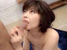 バブル世代必見!元ギリギリガールズのセンターがAV出演 もちづきる美 熟女動画②